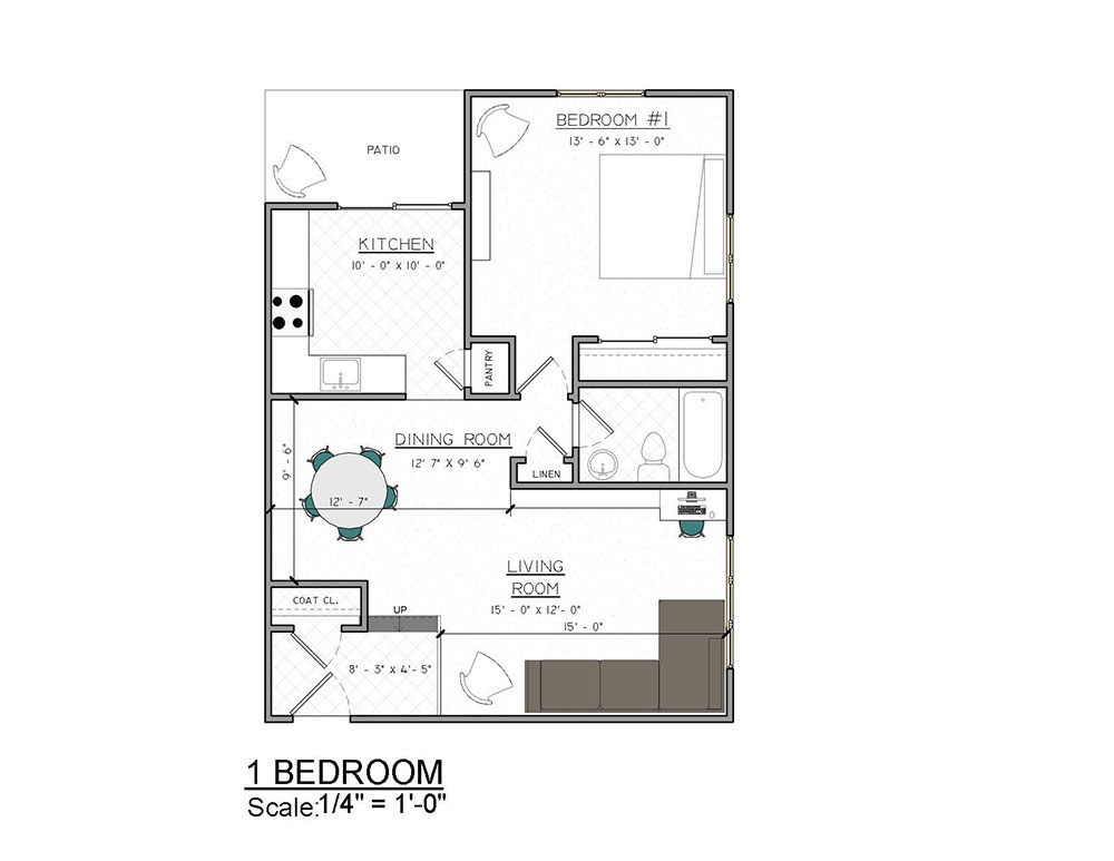 Floor Plans & Pricing – Prospect Pointe Apartments